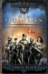 Sir Quinlan and the Swords of Valor  - eBook