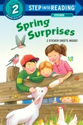 Spring Surprises - eBook