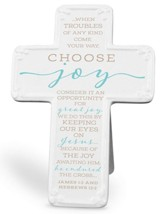 Choose Joy Cross