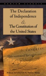 The Declaration of Independence and  The Constitution of the United States - eBook