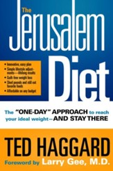 The Jerusalem Diet: The One Day Approach to Reach Your Ideal Weight-and Stay There - eBook