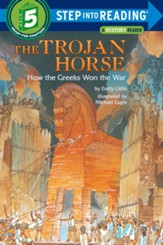 The Trojan Horse: How the Greeks Won the War - eBook