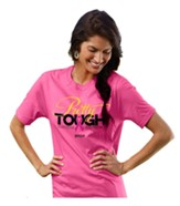Pretty Tough Shirt, Pink, Large