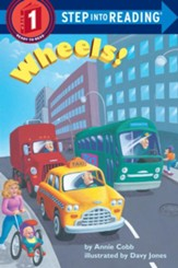 Wheels! - eBook