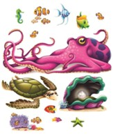 Anchored: Undersea Creature Accessories