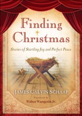 Finding Christmas: Stories of Startling Joy and Perfect Peace - eBook