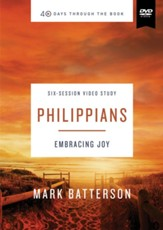 40 Days Through the Book: Philippians DVD Study