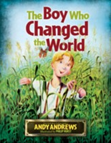 The Boy Who Changed the World - eBook