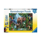 Safari Animals 150 Pieces