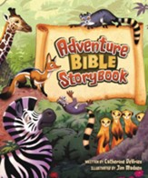 Adventure Bible Storybook - eBook