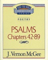 Poetry: Psalms II Chapters 42-89 - eBook