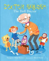 Doctor Squash the Doll Doctor - eBook