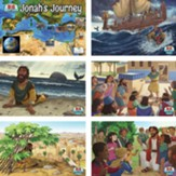 Big Fish Bay: Lesson Visual Posters (pkg. of 6)