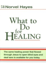 What to Do for Healing - eBook