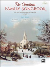 The Christmas Family Songbook, Over 100 Favorites for Piano and Sing-Along