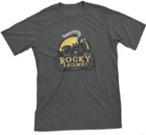 Rocky Railway: Staff T-Shirt, 3X-Large (54-56)