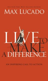 Live to Make A Difference - eBook