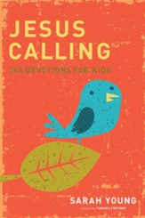 Jesus Calling: 365 Devotions For Kids: Time-Tested Answers to Your Toughest Questions - eBook