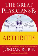 The Great Physician's Rx for Arthritis - eBook