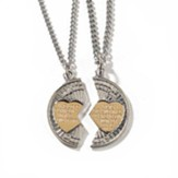 Mizpah, Genesis 31:49, Necklace Set