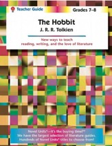 The Hobbit, Novel Units Teacher's  Guide, Grades 7-8