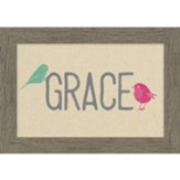 Grace Framed Canvas