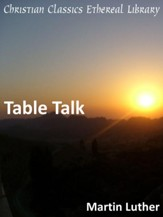 Table Talk - eBook