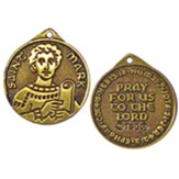 Saint Mark Faith Medal