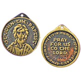 Saint John The Baptist Faith Medal