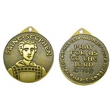 Saint Stephen Faith Medal