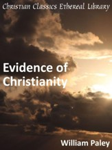 Evidence of Christianity - eBook
