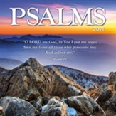 2021 Psalms Wall Calendar