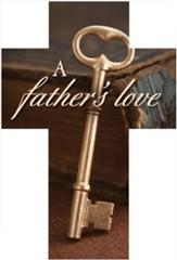 Father's Day (Proverbs 22:6) Cross Bookmarks, 25