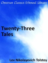 Twenty-Three Tales - eBook