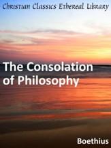 Consolation of Philosophy - eBook