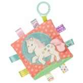 Crinkle Me Painted Pony Taggie