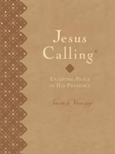 Jesus Calling: Enjoying Peace In His Presence  - Slightly Imperfect