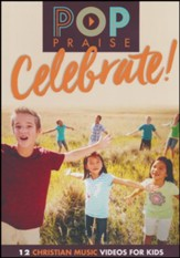 POP Praise Celebrate: 12 Christian Music Videos for Kids
