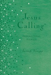 Jesus Calling Inspirational Journal - Slightly Imperfect
