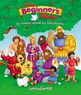 The Beginner's Bible Curriculum Kit