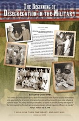 Desegregation in the Military (Jeremiah 32:39, KJV) Bulletins, 100