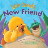 Little Quack's New Friend - eBook