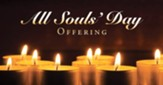 All Souls' Day Candles Offering Envelopes, 100