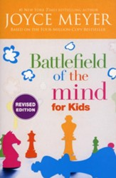 Battlefield of the Mind for Kids, Revised Edition  - Slightly Imperfect