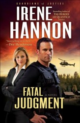 Fatal Judgment, Guardians of Justice Series #1 -eBook