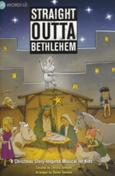Straight Outta Bethlehem, Choral Book - Slightly Imperfect