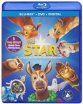 The Star, Blu-ray + DVD + Digital