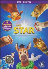 The Star, DVD + Digital