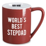 World's Best Stepdad Mug