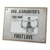 Dad: A Daughter's First Love, Picture Frame